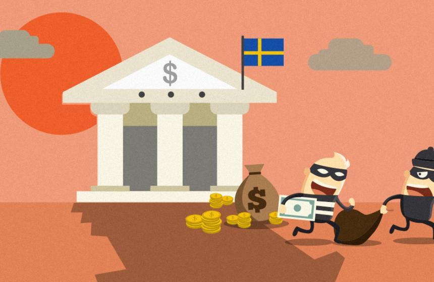 Det sätt på vilket Riksbanken har berövat oss pengar