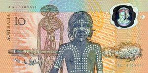 10 dolarów australijskich - banknot 4