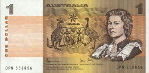 1 dolar australijski