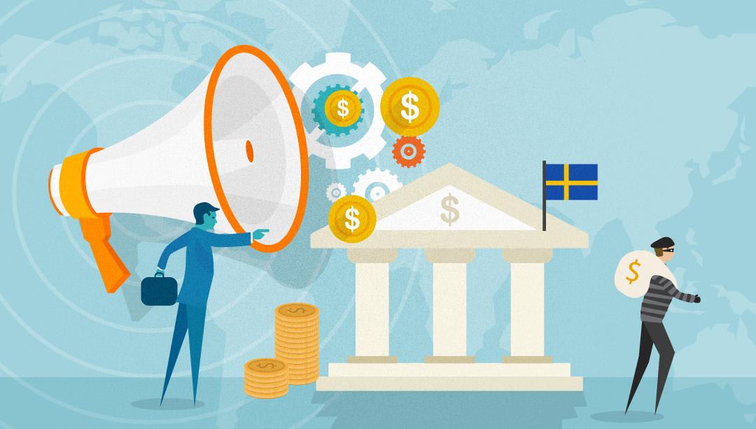 Sposób, w jaki Bank Szwedzki okradł nas z pieniędzy