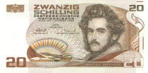 20 szylingów austriackich
