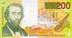 200 franków belgijskich