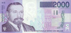 2000 franków belgijskich