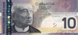 10 dolarów kanadyjskich - banknot 4