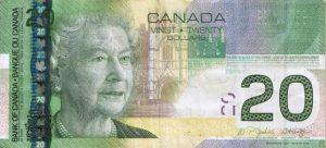 20 dolarów kandyjskich - banknot 4