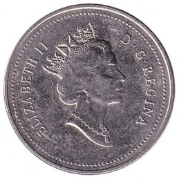 elżbieta 2 - moneta