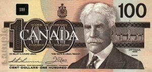 100 dolarów kanadyjskich - banknot 3
