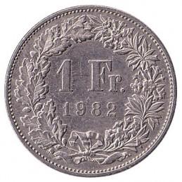 1 frank