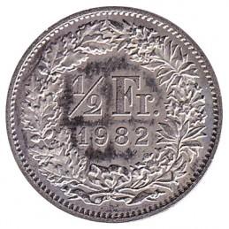 pół franka