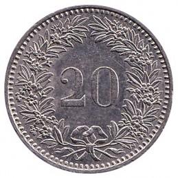 20 franków