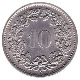 10 franków