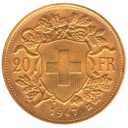 20 franków - awers