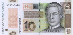 10 kun chorwackich
