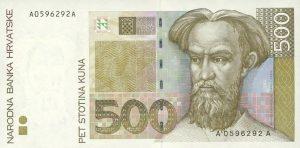500 kun chorwackich