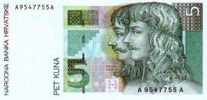 5 kun chorwackich