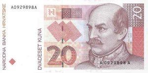 20 kun chorwackich