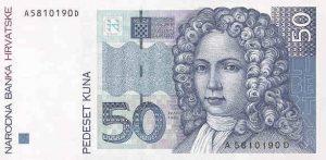 50 kun chorwackich