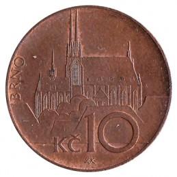 10 koron czeskich