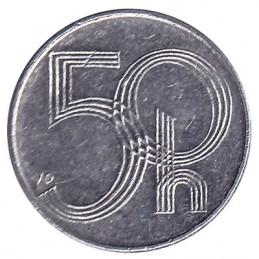 50 halerzy