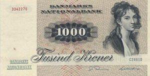 1000 koron duńskich - banknot 2