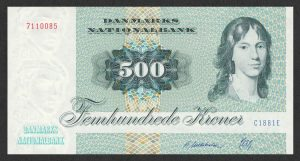 500 koron duńskich - banknot 2