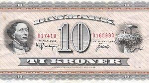 10 koron duńskich - banknot 2
