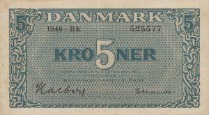 5 koron duńskich - banknot 2