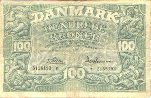 100 koron duńskich - banknot 4