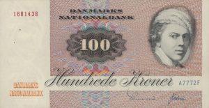 100 koron duńskich - banknot 2