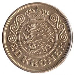 20 koron duńskich