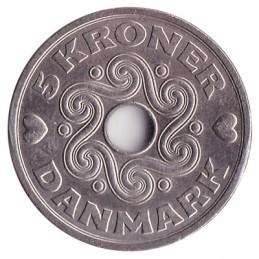 5 koron duńskich