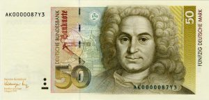 50 marek niemieckich - banknot 2