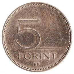 5 forintów