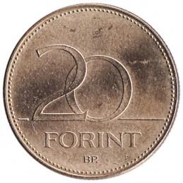 20 forintów