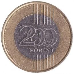 200 forintów