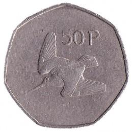 50 pensów irlandzkich