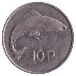 10 pensów irlandzkich