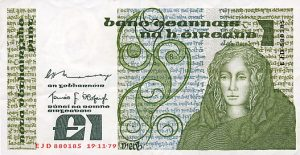 1 funt irlandzki