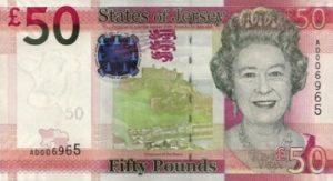 50 funtów jersey - banknot 2