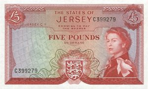 5 funtów jersey