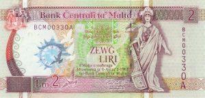 2 liry maltańskie