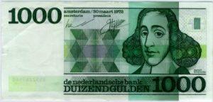 1000 guldenów holenderskich
