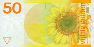 50 guldenów holenderskich