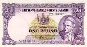 1 funt nowozelandzki