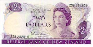 2 dolary nowozelandzkie - banknot 2