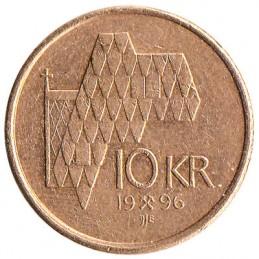10 koron norweskich