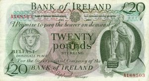 20 funtów północnoirlandzkich - banknot 2
