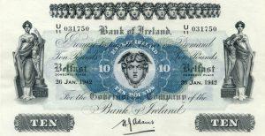 10 funtów północnoirlandzkich - banknot 3