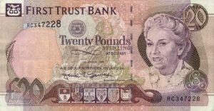 20 funtów północnoirlandzkich - banknot 3