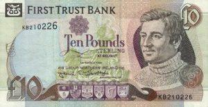 10 funtów północnoirlandzkich - banknot 4